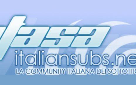 Cosa è successo a Italiansubs Cosa rappresentava questa piattaforma