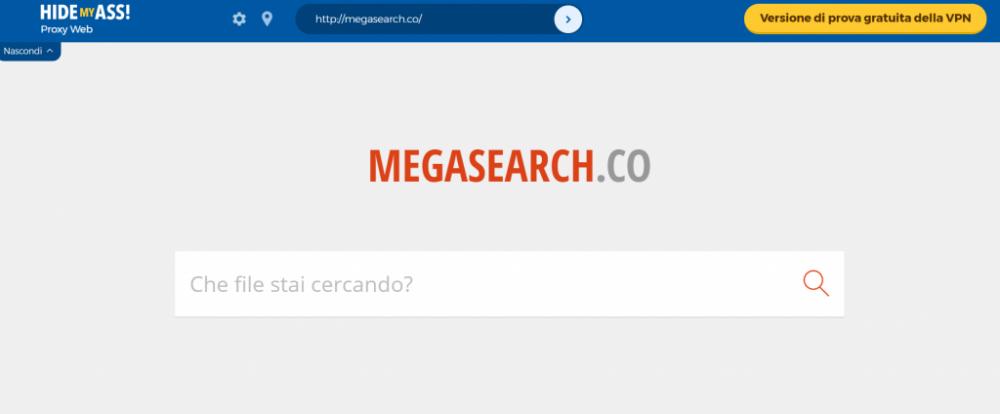 File sharing: Megasearch è la soluzione alternativa a Torrent