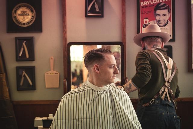 App per prenotazioni dal barbiere