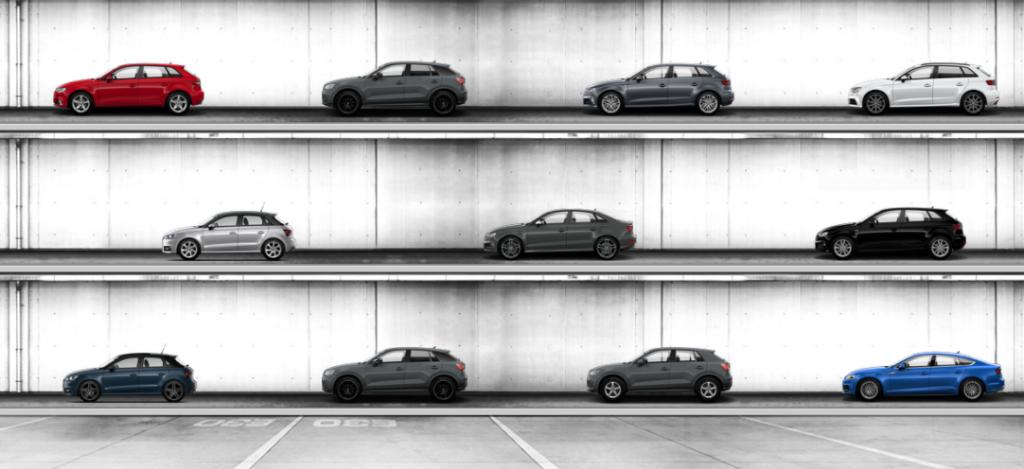 Auto: scegli con semplicità dai migliori modelli Audi