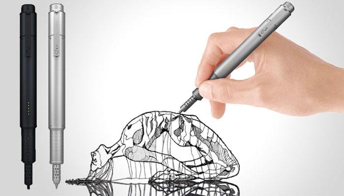Come funziona il pennarello 3D