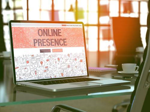 Raggiungere i propri obiettivi tramite la presenza online